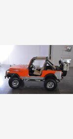 1982 Jeep CJ 7 for sale 101142485