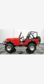 1982 Jeep CJ 5 for sale 101165402