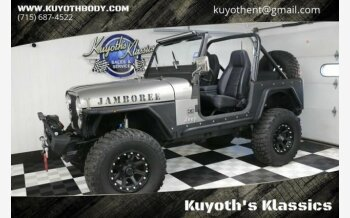 1982 Jeep CJ 7 for sale 101221137