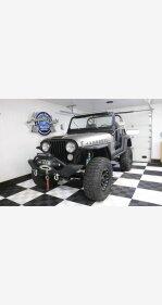 1982 Jeep CJ 7 for sale 101221233
