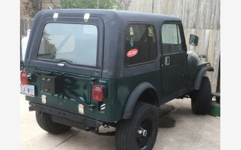 1982 Jeep CJ 7 for sale 101268424