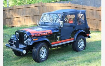 1982 Jeep CJ 5 for sale 101316484