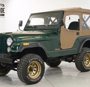 1982 Jeep CJ 5 for sale 101329983