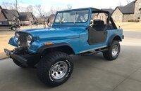 1982 Jeep CJ 7 for sale 101334733