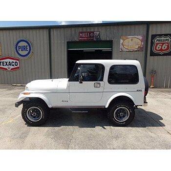 1982 Jeep CJ 7 for sale 101352734