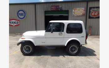 1982 Jeep CJ 7 for sale 101352734