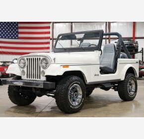 1982 Jeep CJ for sale 101413436