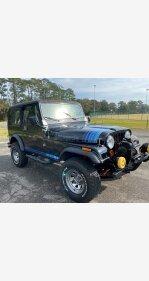 1982 Jeep CJ 7 for sale 101426525