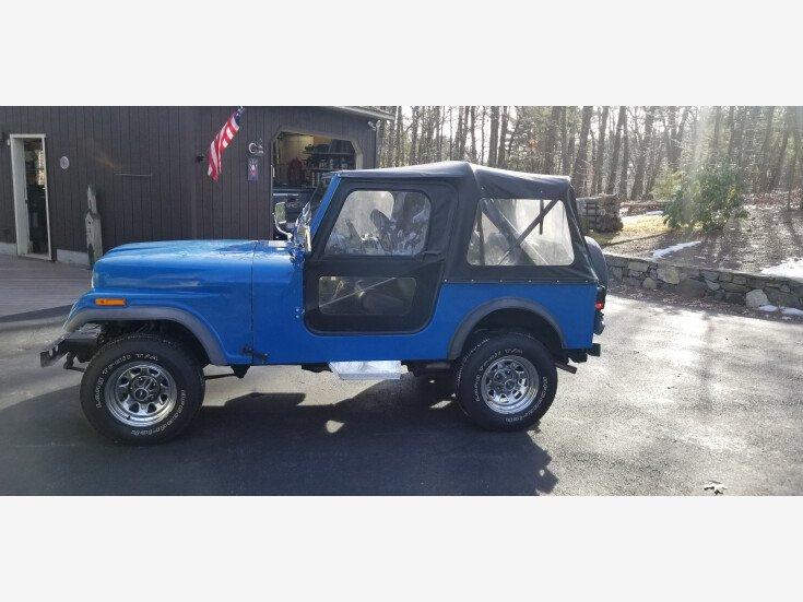 1982 Jeep CJ 7 for sale 101482208