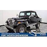1982 Jeep CJ for sale 101501128