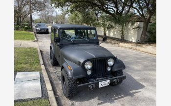 1982 Jeep CJ 7 for sale 101504003