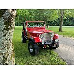 1982 Jeep CJ 7 for sale 101546827
