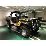 1982 Jeep CJ for sale 101595005