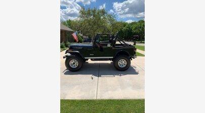 1982 Jeep CJ 7 for sale 101349970