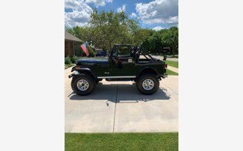 1982 Jeep CJ 7 for sale 101349970