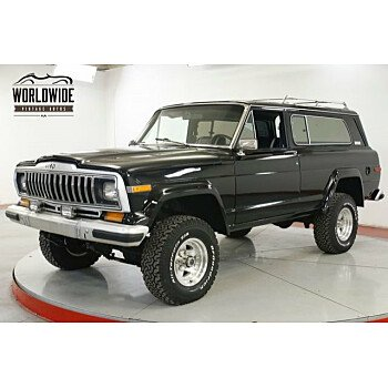 1982 Jeep Cherokee for sale 101241367