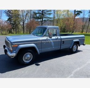 1982 Jeep Pickup for sale 101317219