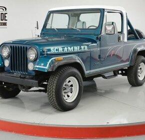 1982 Jeep Scrambler for sale 101098406
