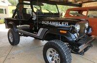 1982 Jeep Scrambler for sale 101129585
