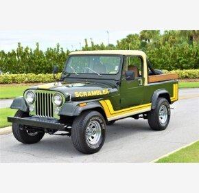 1982 Jeep Scrambler for sale 101182499