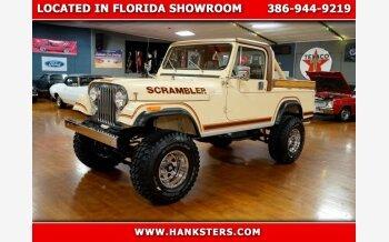 1982 Jeep Scrambler for sale 101191726