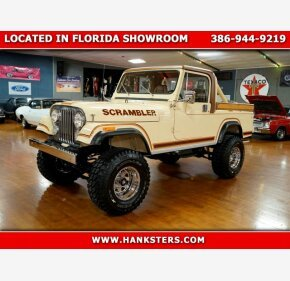 1982 Jeep Scrambler for sale 101206308