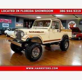 1982 Jeep Scrambler for sale 101206308
