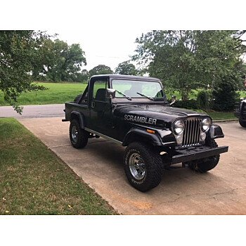 1982 Jeep Scrambler for sale 101210151