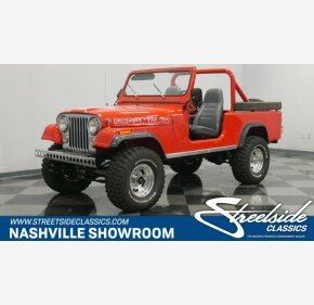 1982 Jeep Scrambler for sale 101301812