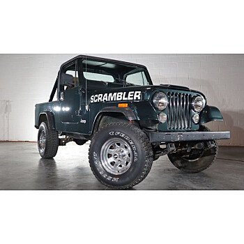 1982 Jeep Scrambler for sale 101350375