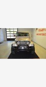 1982 Jeep Scrambler for sale 101391468