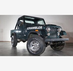 1982 Jeep Scrambler for sale 101392005