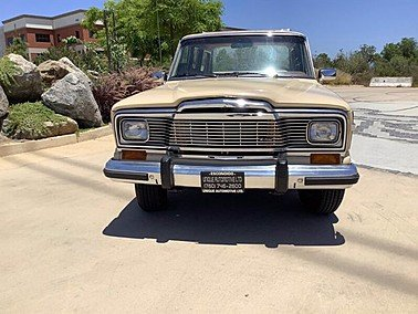 1982 Jeep Wagoneer for sale 101337950