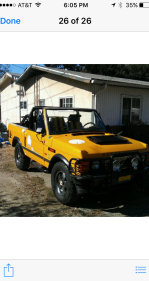 1982 Land Rover Other Land Rover Models for sale 100832513