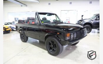1982 Land Rover Range Rover for sale 101389068