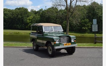 1982 Land Rover Series III for sale 101370629