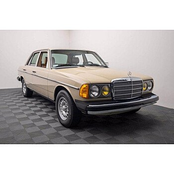 1982 Mercedes-Benz 240D for sale 101369381