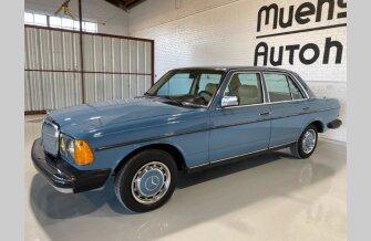1982 Mercedes-Benz 240D for sale 101460698