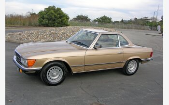 1982 Mercedes-Benz 280SL for sale 101065157