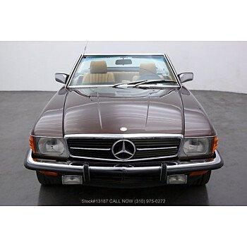 1982 Mercedes-Benz 280SL for sale 101472851
