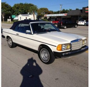 1982 Mercedes-Benz 300CD for sale 101416236