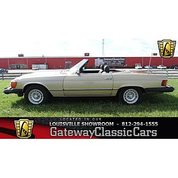 1982 Mercedes-Benz 380SL for sale 100999158