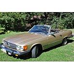 1982 Mercedes-Benz 380SL for sale 100872671