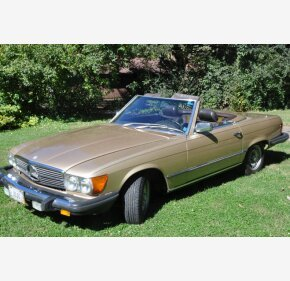 1982 Mercedes-Benz 380SL for sale 100872671