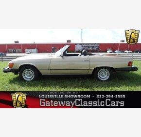 1982 Mercedes-Benz 380SL for sale 100999158