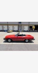1982 Mercedes-Benz 380SL for sale 101002048
