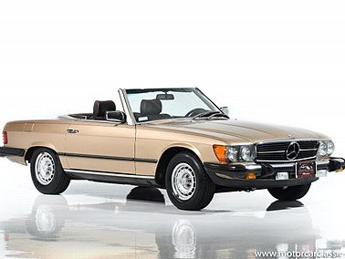 1982 Mercedes-Benz 380SL for sale 101183235