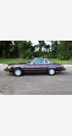 1982 Mercedes-Benz 380SL for sale 101233661