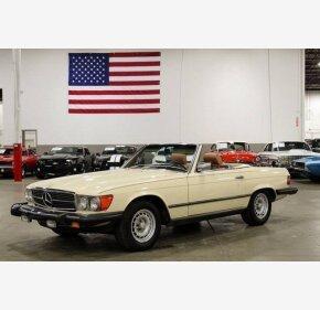 1982 Mercedes-Benz 380SL for sale 101245720