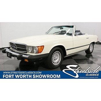 1982 Mercedes-Benz 380SL for sale 101265657